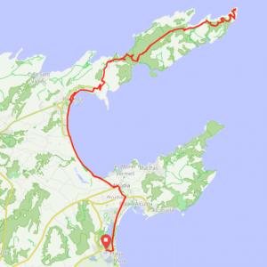 Route 102 - Playa de Muro - Cap de Formentor - Playa de Muro